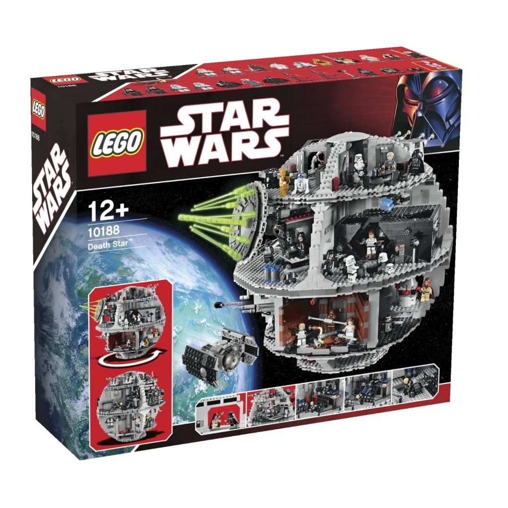 LEGO Star Wars DEATH STAR - 10188 - レゴ スターウォーズ デススター